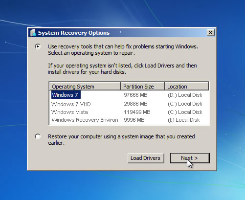 how to make a system recovery disk for windows 7